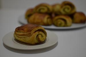 2m-Pesto roll baked