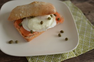 BC03-3-Smoked Salmon and Poached Egg Sandwich