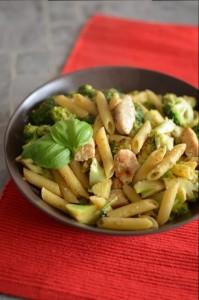 BC04-7-Pesto Chicken Pasta