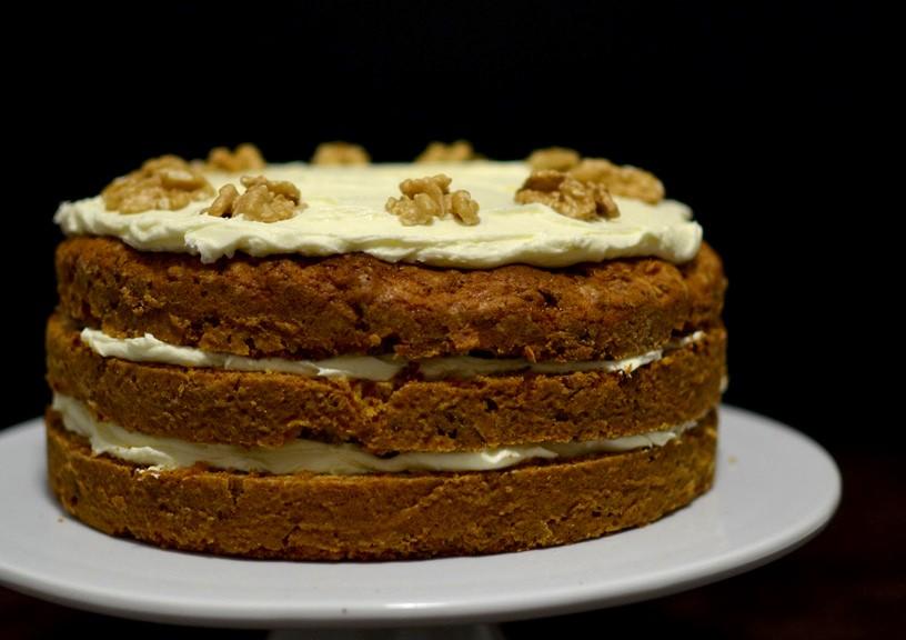 Carrot Cake Flour Bakery