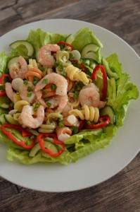 BC05-1-Garlic Shrimp Pasta Salad