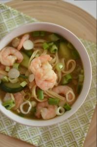BC05-8-Asian Shrimp Noodle Soup