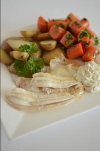 BC06-4-Plaice with Gurkin-Caper Sauce