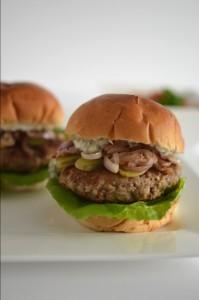BC07-4-Hamburger with Remoulade