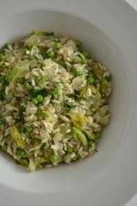 BC07-7-Pea and Lettuce Risotto