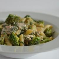 Bc08 2 Salmon And Broccoli Pasta
