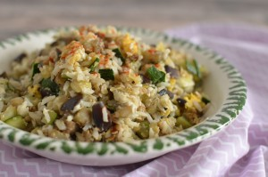 BC08-6-Courgette and Eggplant Fried Rice