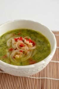 BC09-1 - Butterbean kale soup