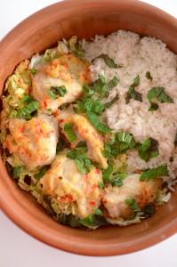 BC11-2-Chicken in garlic sauce