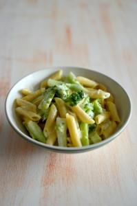 BC14-8-three cheese broccoli pasta