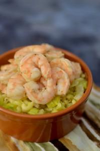 BC15-8-Garlic shrimp