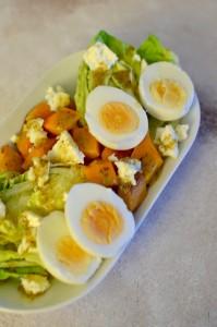 BC16-1-Pumpkin and egg salad